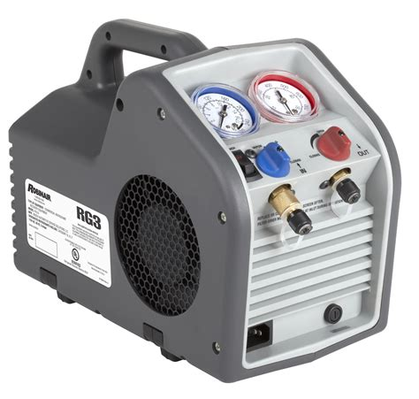 What Is A Refrigerant Recovery Machine by Rg3 Portable Refrigerant Recovery Machine Robinair