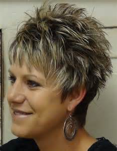 spikey hairstyles for 45 with 63 best hairstyles images on pinterest hairstyles short