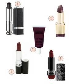 burgundy color lipstick burgundy lipstick
