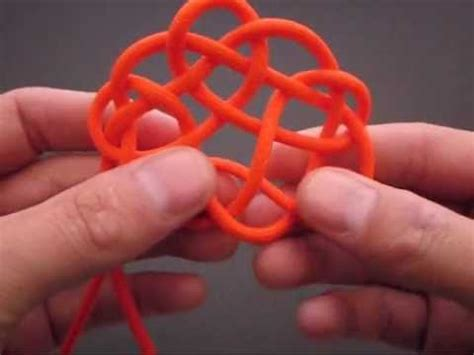 Tying Celtic Knots - how to tie the witness to your splendor celtic knot by