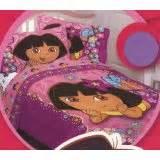 new nickelodeon dora the explorer comforter bedding sheet set how to decorate dora the explorer children bedroom we