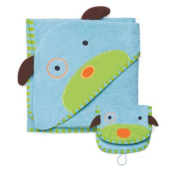 Skiphop Zoo Hooded Towel Owl skip hop zoo hooded towel mitt sets free shipping