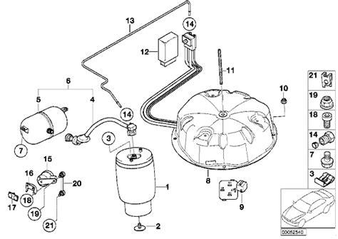 bmw x5 air suspension wiring diagram