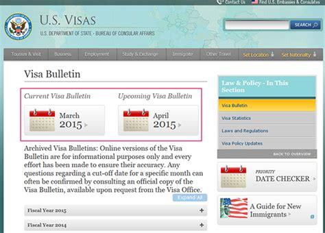 Visa Newsletter ว ซ าบ เลท น Visa Bulletin ค ออะไร ทำไมต องรอค วว ซ าในแต ละป
