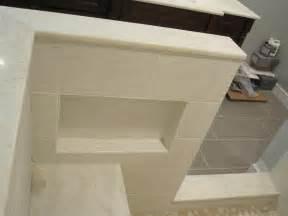 Ceramic tile master bathroom shower stall youtube