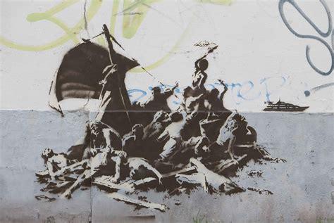 Marilyn Monroe Wall Murals banksy paints steve jobs in latest work artnet news