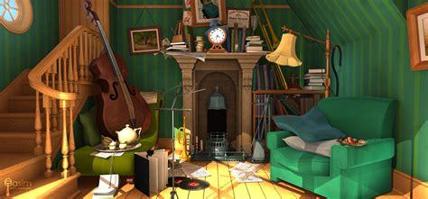 home scene interiors disney classic scenes by pixelbudah on deviantart
