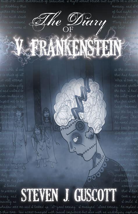 the diary of v frankenstein grimbold books