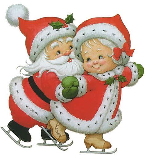 imagenes de santa claus y mama claus el a 241 o que mam 225 noel reparti 243 los regalos desafiomaterno
