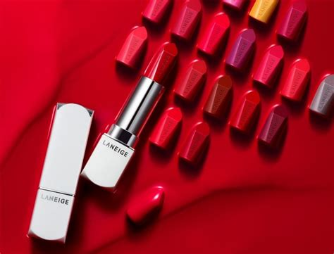 Laneige Silk Lipstick laneige introduces new silk lipstick collection