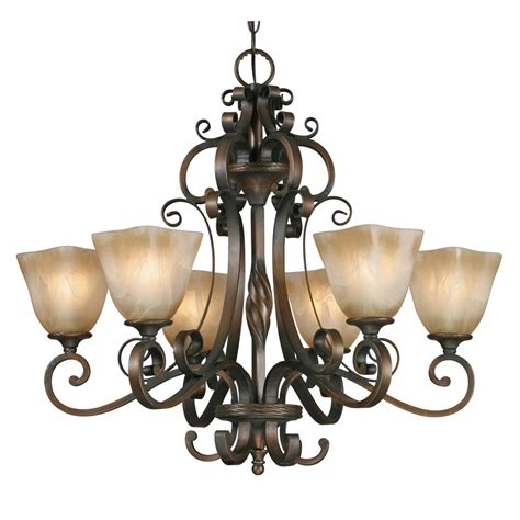 6 Light Pendant Chandelier Wildon Home 174 Portsmouth 6 Light Chandelier Reviews Wayfair