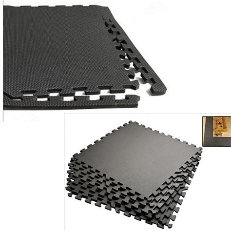 anti fatigue mats 96 sqft exercise play floor flooring