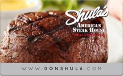 Sell Gift Cards Electronically Paypal - sell shula s gift cards raise