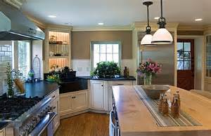 Ideas For Galley Kitchens farmhouse kitchen renovation