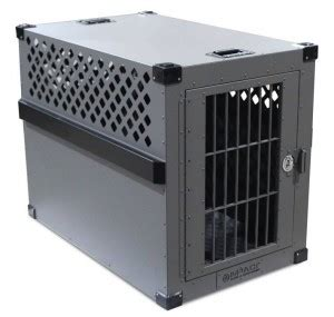 anxiety crate heavy duty crates best canine separation anxiety management tool home pets