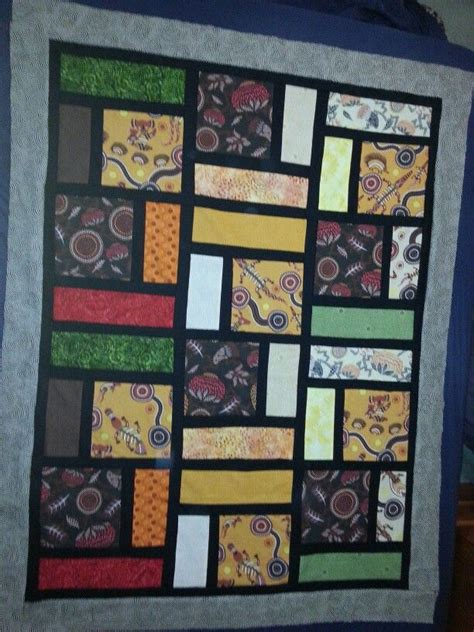 Patchwork Material Australia - 14 best aboriginal fabric quilts images on