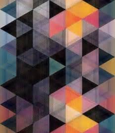 Geometry Designs by Geometric Patterns On