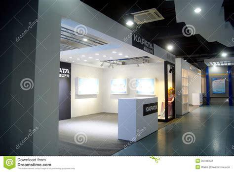 shenzhen china lighting products exhibition editorial stock photo image 35468303