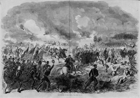 The American Run Civil War Battle Of Bull Run Casualties Lucmopgderic S Diary