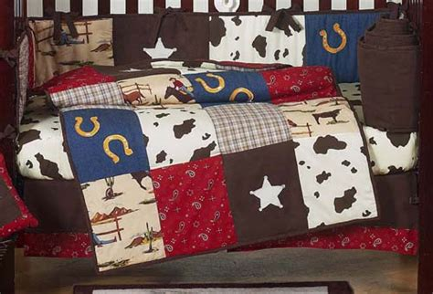 Baby Boy Western Crib Bedding Cheap Designer Jojo Design Western Themed Cowboy Baby Boy Crib Bedding Set
