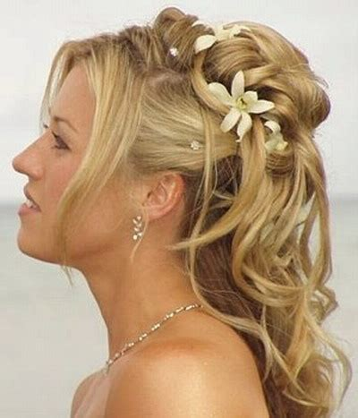 Wedding Hairstyles For Curly Hair 2012 by Curly Hairstyles For Weddings Curly Hairstyles For