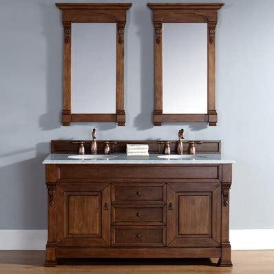 Discount Bathroom Vanities Mn 60 Quot Brookfield Traditional Sink Bathroom Vanity Country Oak By Martin Discount