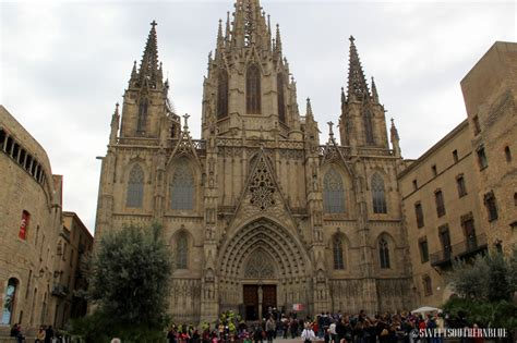 barcelona quarters gothic quarters in barcelona spain sweet southern blue