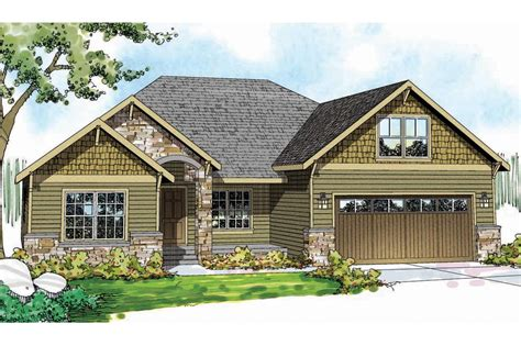 Craftsmen Home Plans by Craftsman House Plans Cascadia 30 804 Associated Designs