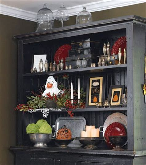 Hutch Decorating Ideas 17 best images about hutch on and spooky