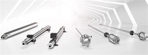 Absolute Position Sensor Linear by Magnetostrictive Linear Position Sensors