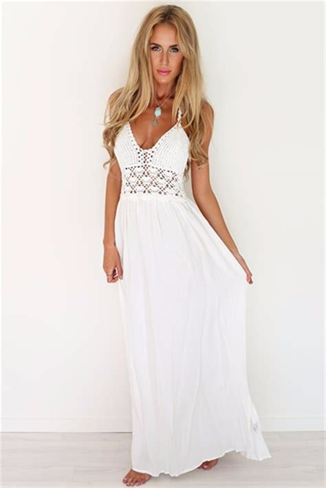 Summer Must White Lace Dresses by White Lace Summer Dress Kzdress