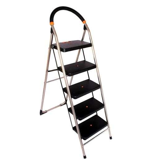 5 Ft Step Stool by Buy Cipla Plast Ppcp 5 Steps 4 75 Ft Ladder Step