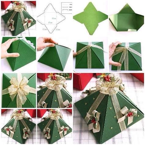 Gift Box Tree - 1000 ideas about gift boxes on