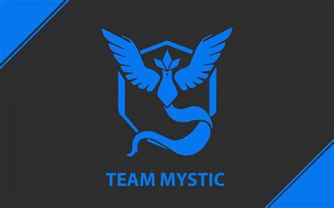 Wallpaper Team Mystic, Team Blue, Pokemon Go, 4K, Games, #1354