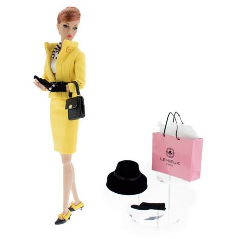 Shop Find Colletefr Is Tres Chic by Tr 232 S Chic Boutique Poppy Dressed Doll The Bonbon