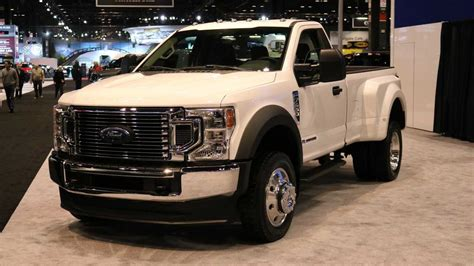 ford super duty powers  chicago   liter