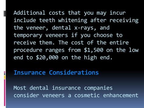 how much do x rays cost how much do veneers cost