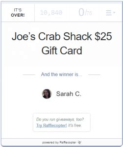 Joes Crab Shack Gift Card - kids eat free at joe s crab shack 2015