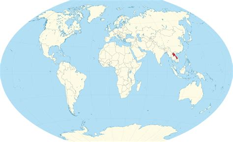 laos on the world map file laos in the world w3 svg