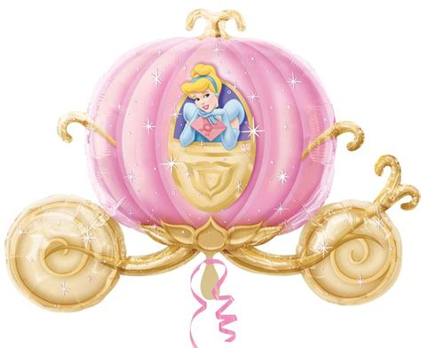 free how to make a princess carriage ribbon sculpture princess clipart cinderella carriage pencil and in color