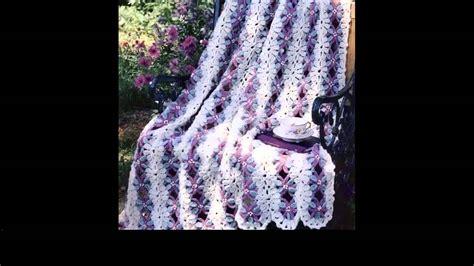 pattern you tube free crochet afghan pattern youtube