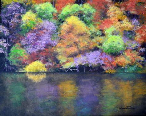 autumn color paintings originals for sale autumn color artsyhome