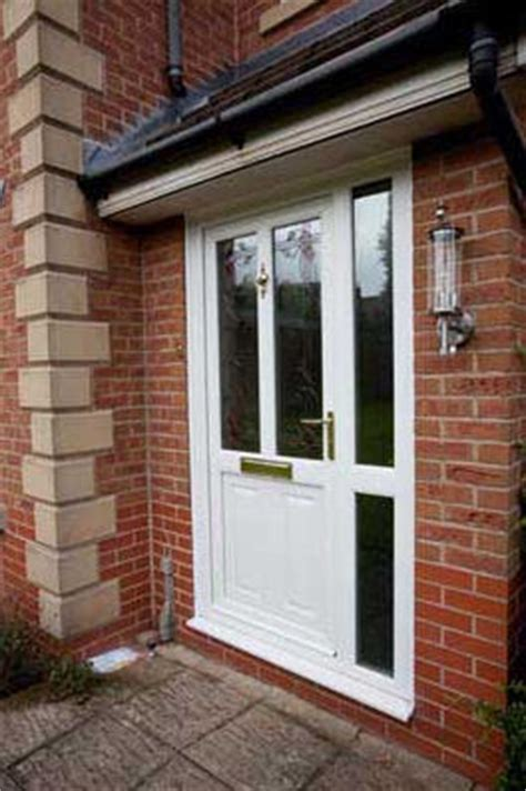Upvc Front Doors With Side Panels Upvc Front Doors And Side Panels