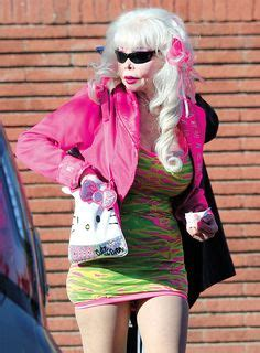 Hiltons Mystery Solved by The Mystery Of L A Billboard Angelyne S Real