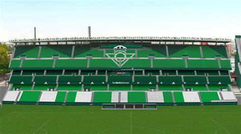 estadiodeportivo noticias del real betis sevilla las mejores im 225 genes del redise 241 o del interior del estadio