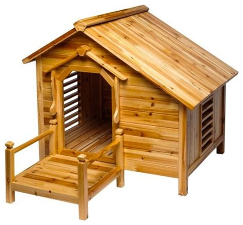 wooden dog house with porch wood dog house outdoor wooden pet shelter bed medium with