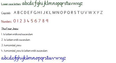 nelson writing pattern english english st james cofe primary school
