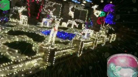 house music san jose best christmas house light displays 7 in san jose ca youtube