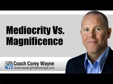 from mediocrity to magnificence books mediocrity vs magnificence