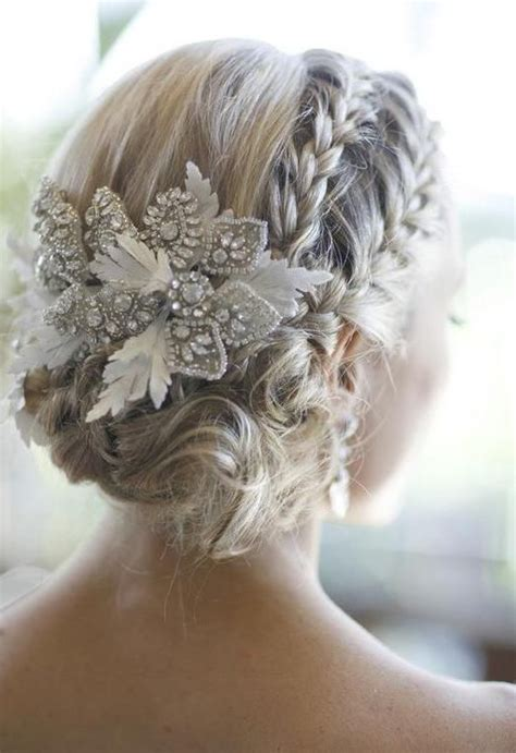 Wedding Hairstyles Plaits Bun by 50 Braid Hairstyles For 2015 Braids